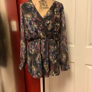 🆕 Nwt oh my love London floral romper